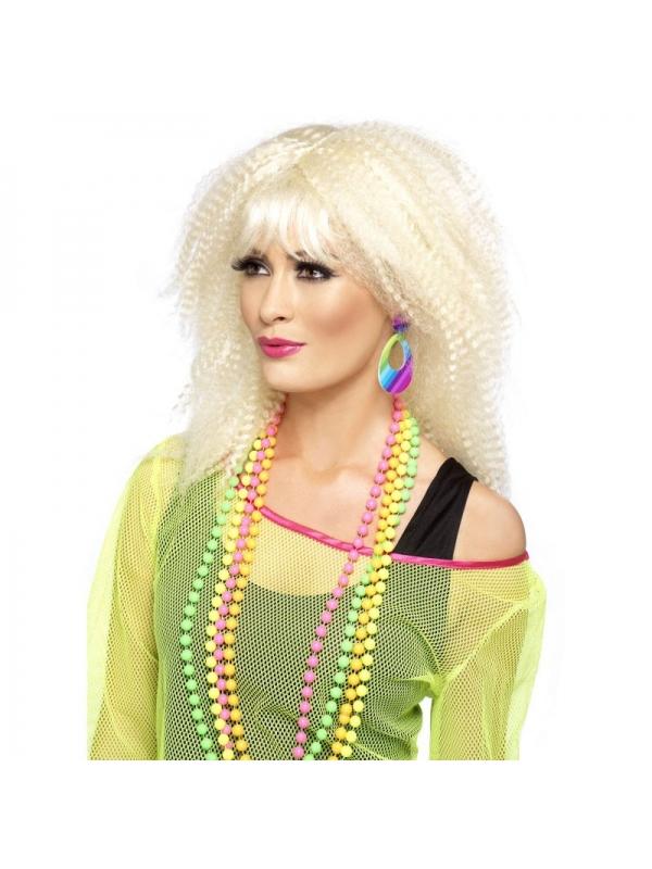 Boucles d'oreilles multicolores | Accessoires