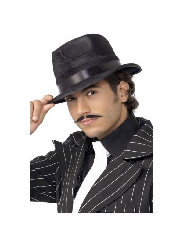 Chapeau feutre noir   Accessoires