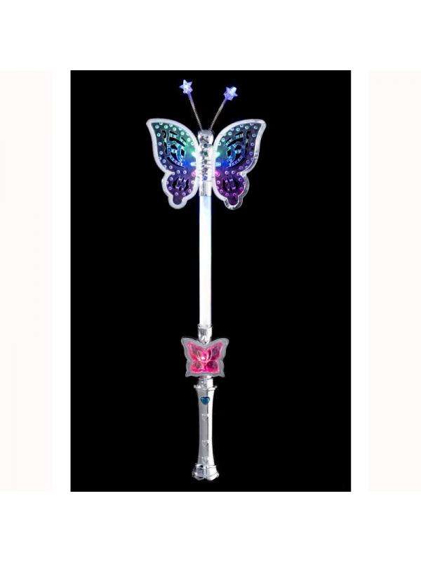 Baguette papillon qui s'illumine | Accessoires